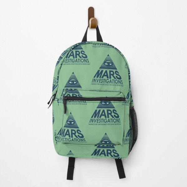 Marshmallow Investigator Backpack