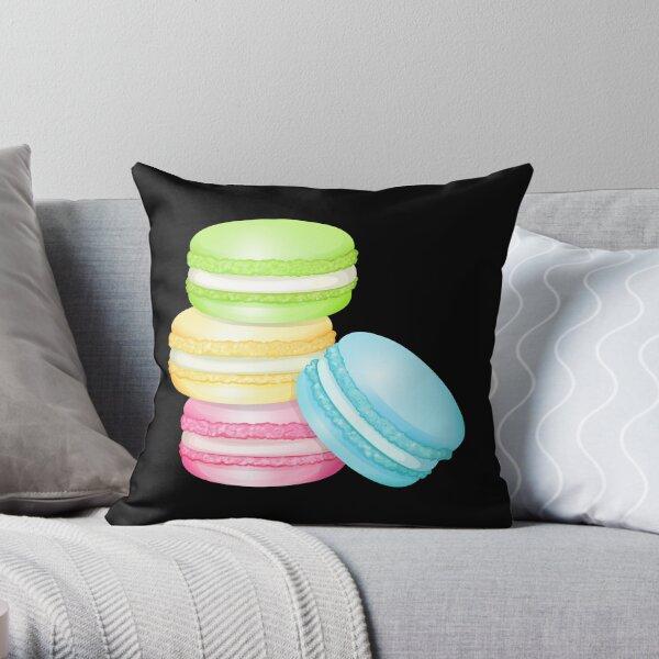 Macarons Pillows Cushions Redbubble