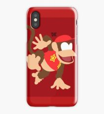Diddy Kong - Super Smash Bros. iPhone Case