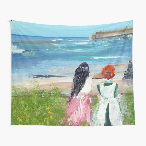 By The Shore By Colleen Ranney Tapestry