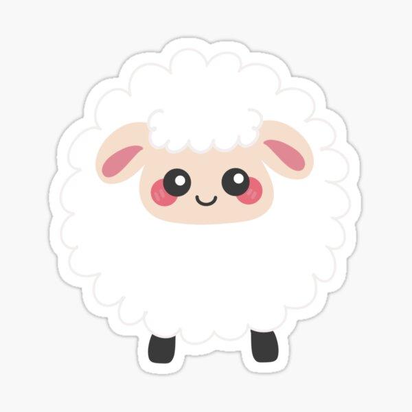 Alvaro le mouton Sticker
