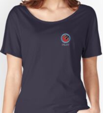 Phoenix Squadron - Off-Duty Series Women's Relaxed Fit T-Shirt