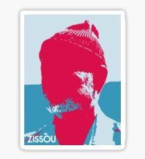 Who didn't love Steve Zissou Sticker