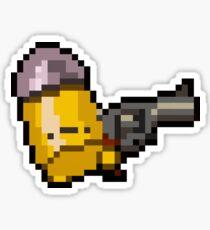 Bullet Kin - Enter the Gungeon Sticker