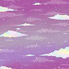 «Estrellas II» de TheDinoKitten