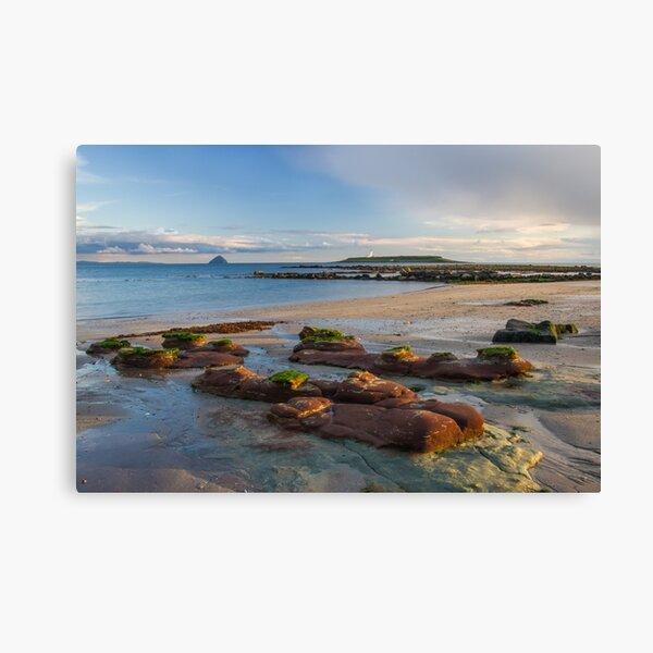 Kildonan Beach (Isle of Arran) Canvas Print