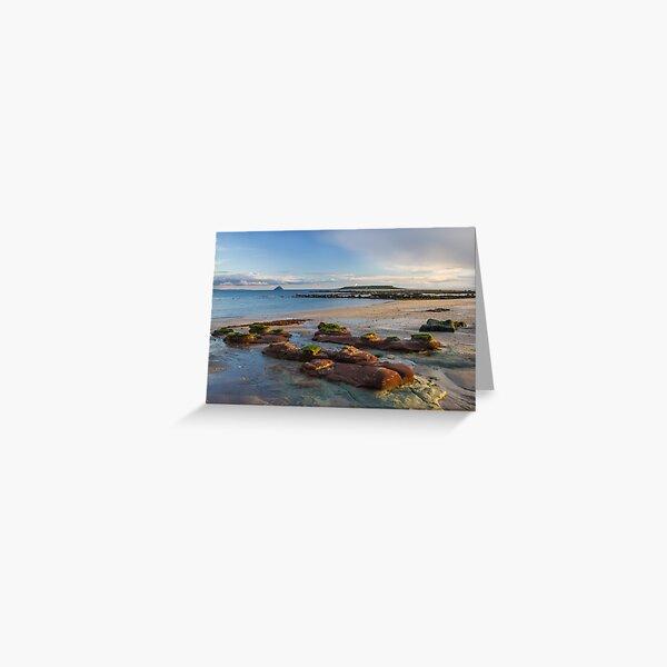 Kildonan Beach (Isle of Arran) Greeting Card