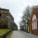 On Sveaborg - Suomenlinna in Finland by frommyhorizon