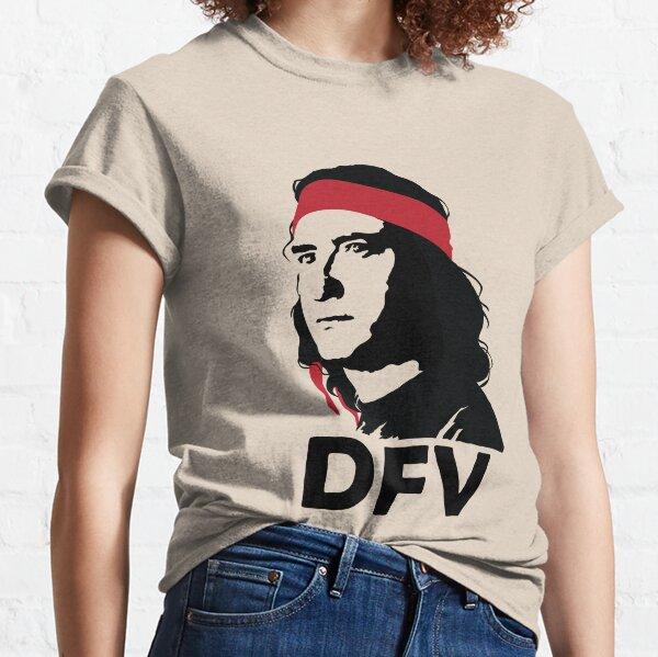 DFV Deep F Value Che Design Classic T-Shirt