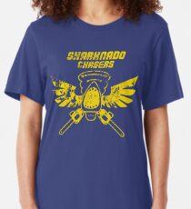 Sharknado Chasers Slim Fit T-Shirt