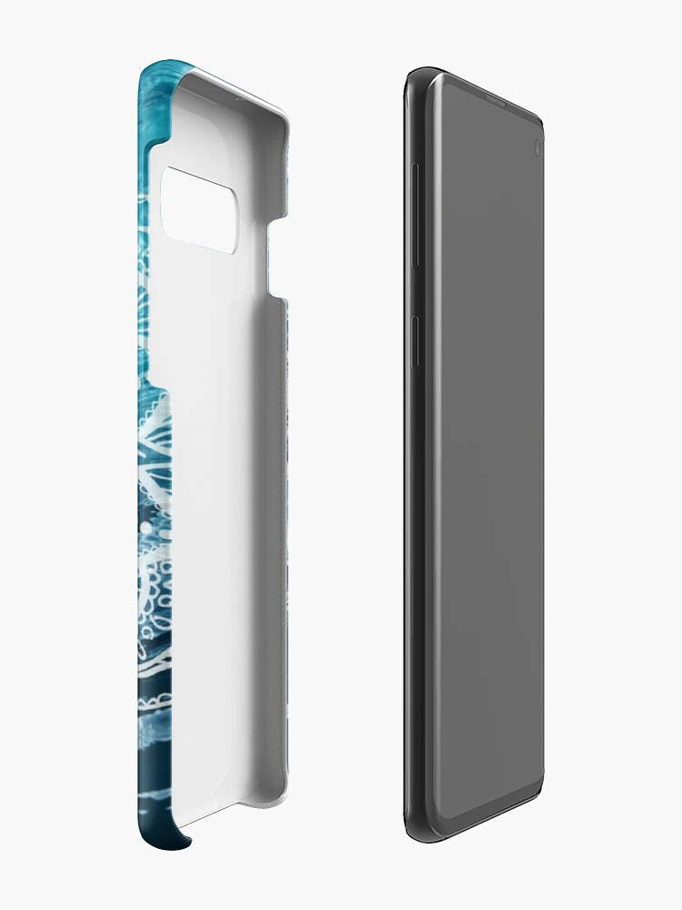 Alternate view of UNDERWATER MINDFULNESS Case & Skin for Samsung Galaxy