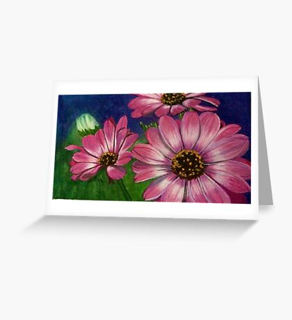 Happy In Bloom  Greeting Card