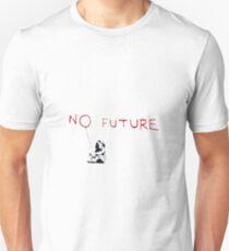 Banksy: No Future Unisex T-Shirt
