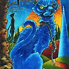 Black Cat by Lesley D McKenzie