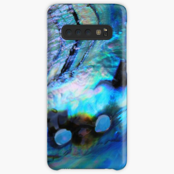 Paua Shell Samsung Galaxy Snap Case