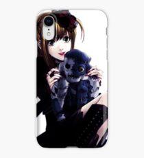 Misa Amane  iPhone XR Case