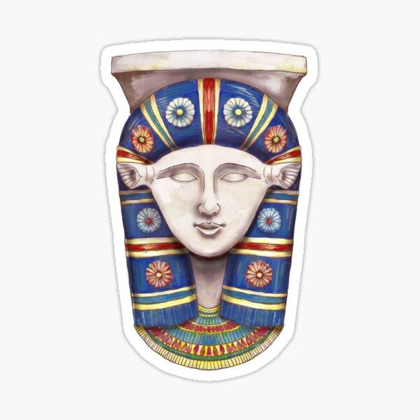 Hathor Bat Sticker