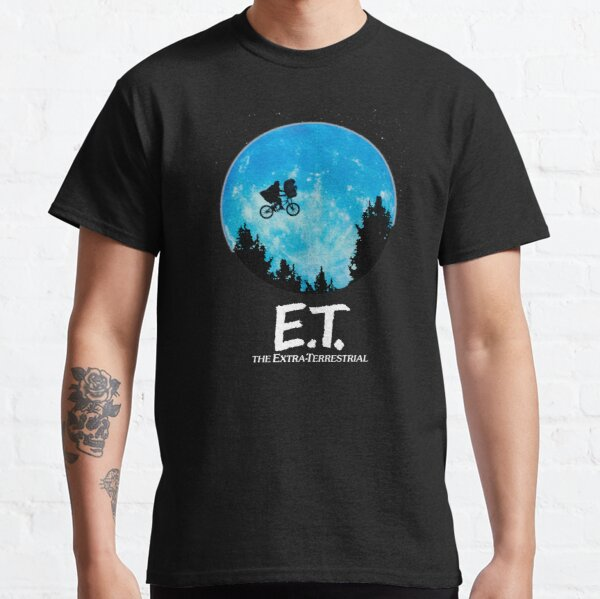 E.T. The Extra-terrestrial Classic T-Shirt