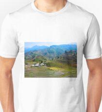 Sapa Rice Paddies Vietnam T-Shirt