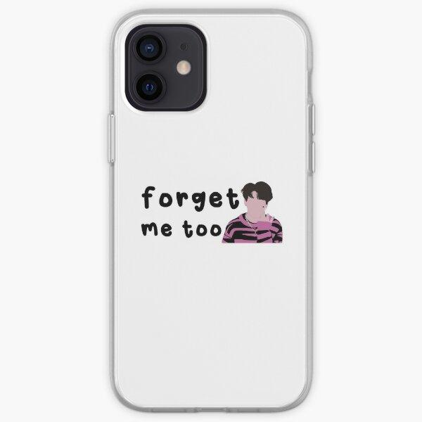 Olvídame demasiado alto Funda blanda para iPhone