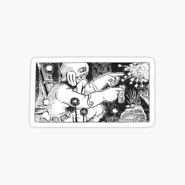 Scientist Nausicaa Sticker