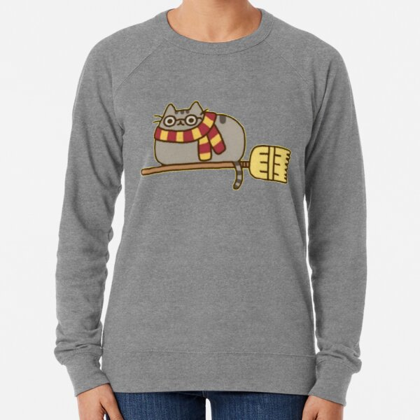 cat  Lightweight Sweatshirt
