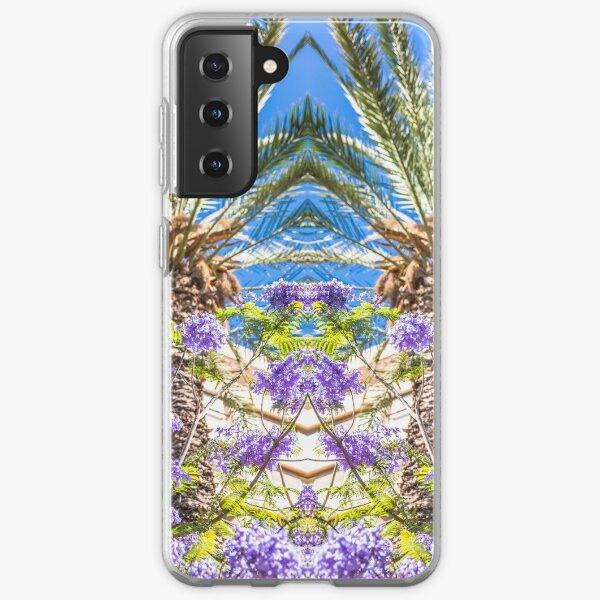Beach Palms Samsung Galaxy Soft Case