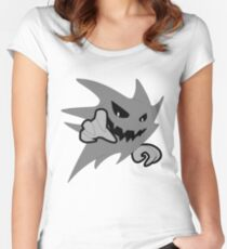 Haunter: Dream Eater Women's Fitted Scoop T-Shirt