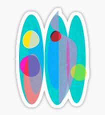 SURF 2  Sticker