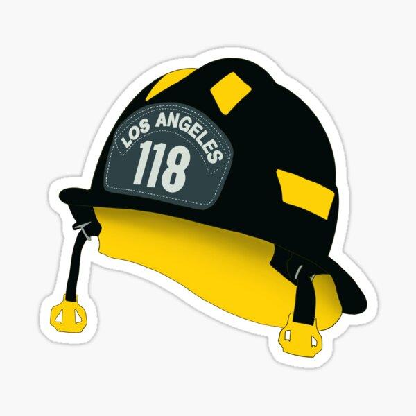 911 sur Fox Sticker