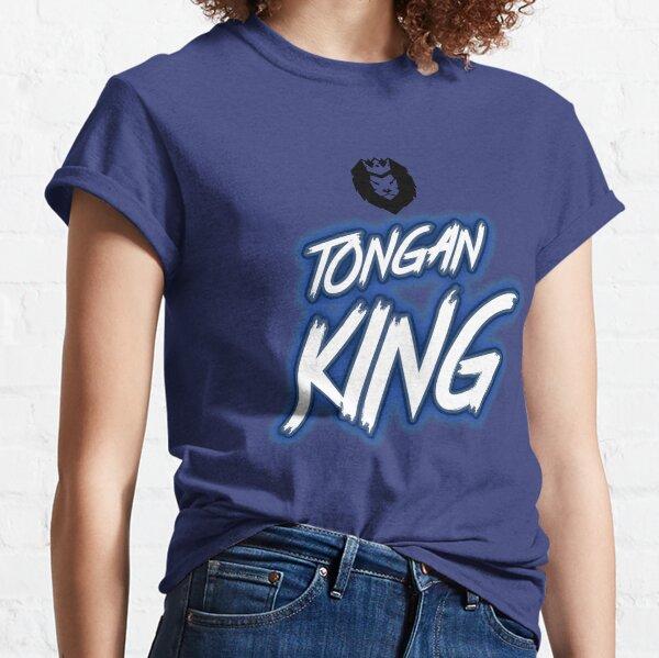 Tongan King Tongan Collection Islandize Classic T-Shirt