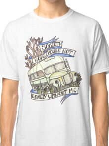 """Into the Wild """"Society"""" Classic T-Shirt"""