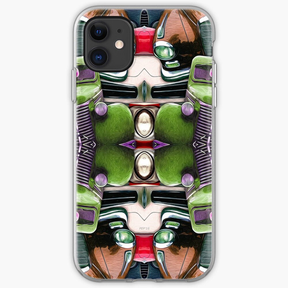 Abstract Auto Artwork Two iPhone Case & Cover