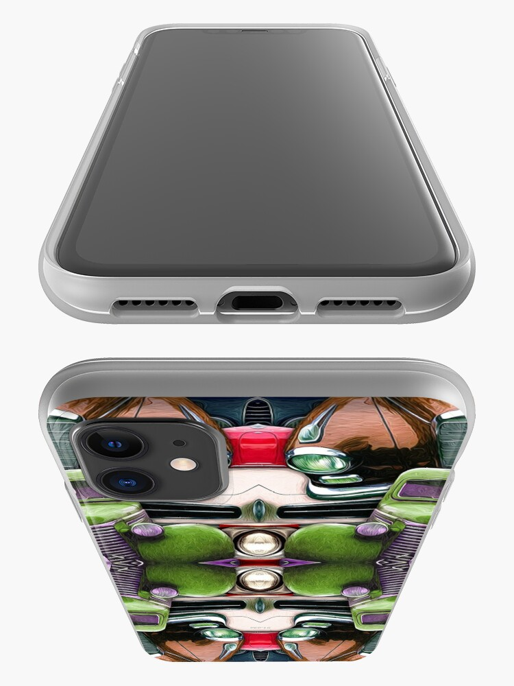 Alternate view of Abstract Auto Artwork Two iPhone Case & Cover