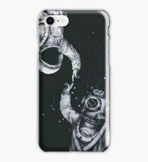 astronaut iphone case iPhone Case/Skin