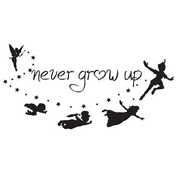 Never Grow Up by BigCrew