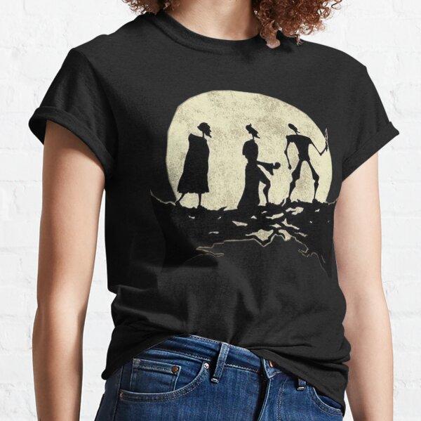 moon steps Classic T-Shirt