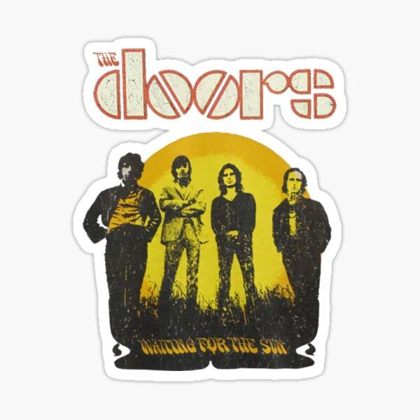 The Doors Band Doors vintage Pegatina