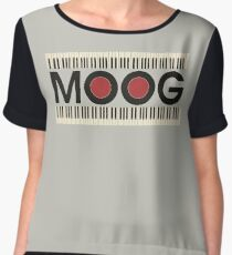 Moog Chiffon Top