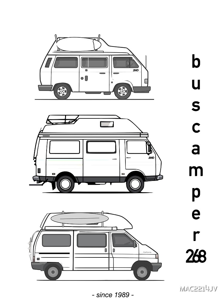 Just the hightop campervans by MAC2214JV
