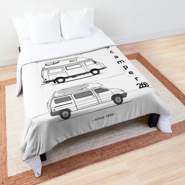 Just the hightop campervans Comforter