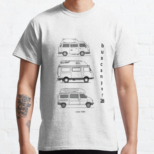 Just the hightop campervans Classic T-Shirt