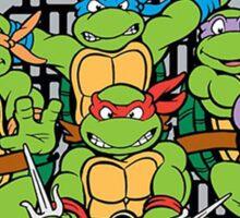 Teenage Mutant Ninja Turtles - Classic Sticker