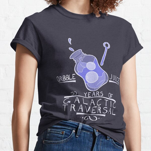 50 Years of Orbble Juice Classic T-Shirt