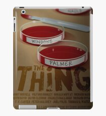 The Thing 1982 horror movie classic iPad Case/Skin