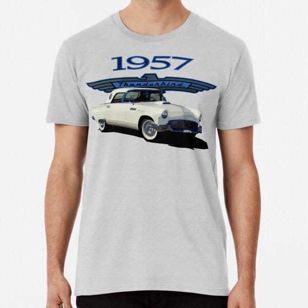 1957 Ford Thunderbird T-shirt premium