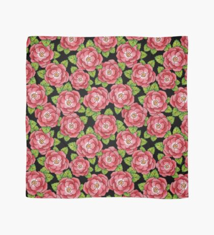 Alpen Rose Design Scarf