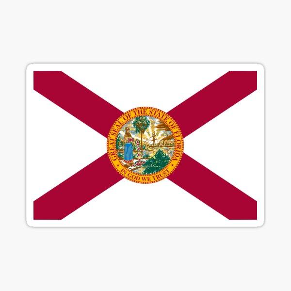 Florida Flagge Sticker
