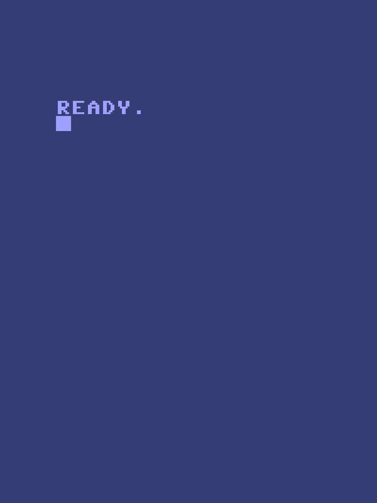 Commodore 64 prompt by blagger