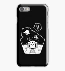 Christobelle Purrlumbus: Oblivious Explorer of Space iPhone Case/Skin